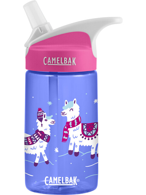 CamelBak Eddy Holiday LTD Kindertrinkflasche 400ml Happy LLama Days